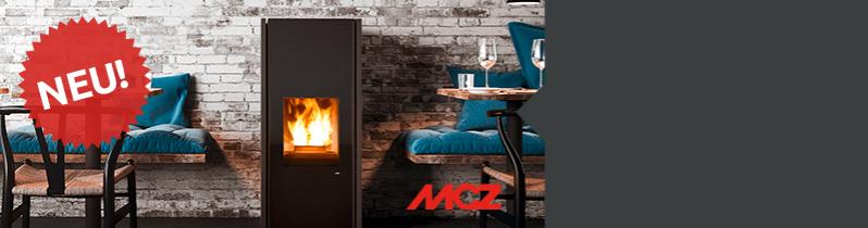 Neuheit - MCZ Klin Comfort Air