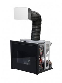 Pellet-Heizkamin VIVO 80 Basic